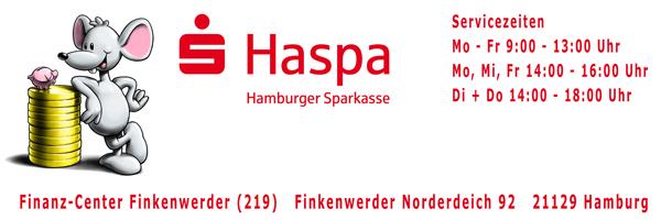 Hamburger Sparkasse Finkenwerder