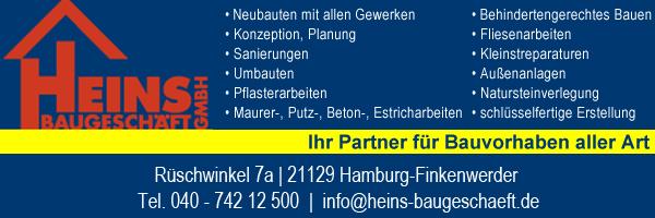 Heins Baugeschäft GmbH